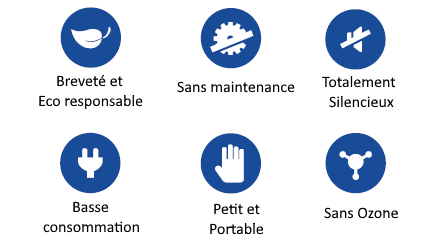 Avantages additionnels d'Airfree
